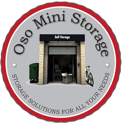 Oso Mini Storage Circular Logo