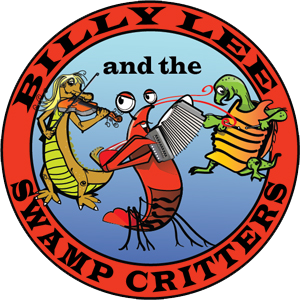 Billy Lee and the Swamp Critters Circular Logo