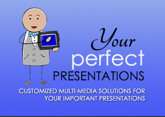 Your Perfect Presentations Banner Ad