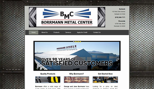 Borrman Metal Center - Quality metals at a great price!