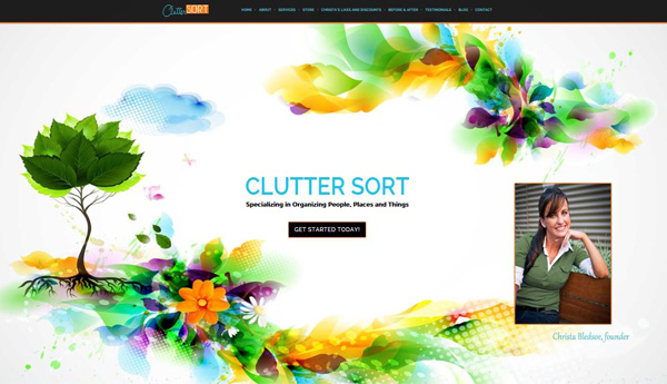 ClutterSort - Professional Organizing Services